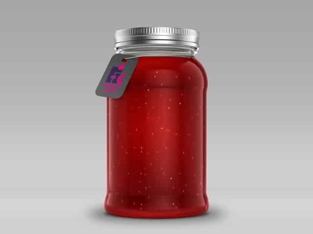 Etiquette Cosmétique-flacon et pot-packeging