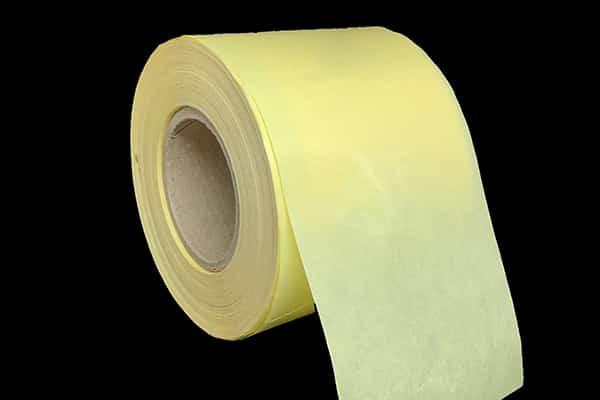 backing papier siliconé