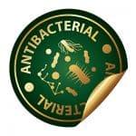 Logo antibacterial