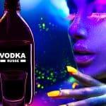 Etiquette transparente- packaging - boissons- alcool- bouteille- spiritueux - adhésive - autocollant