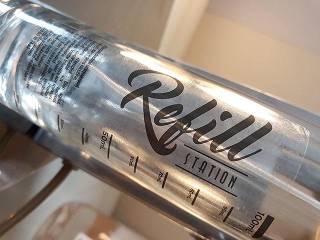 Etiquette transparente- packaging - boissons- alcool- bouteille- spiritueux