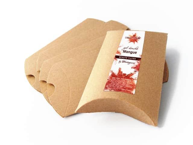 Etiquette Packaging-Cosmétique, flacon et pot-huile de beauté et bien être