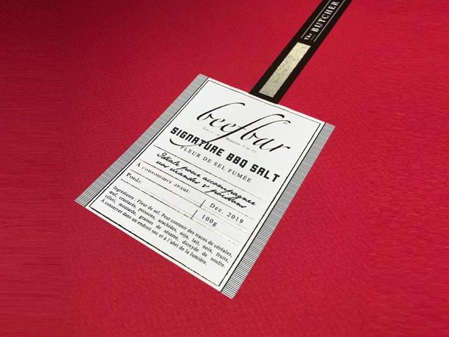 etiquette-dorure-luxe-prestige-beefbar-alimentaire-packaging-biologique